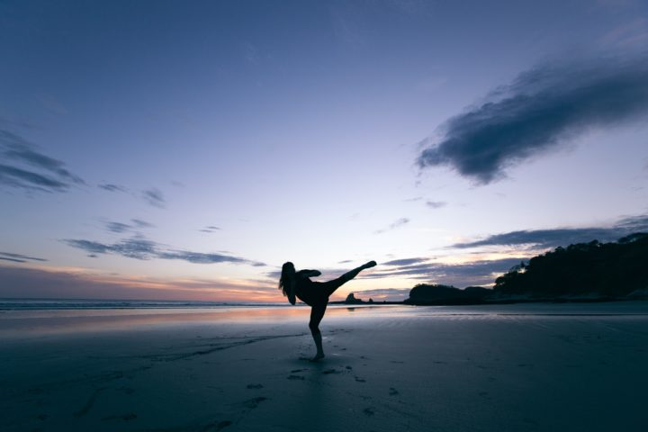 Lindsay Guion's Beginner's Guide To Martial Arts